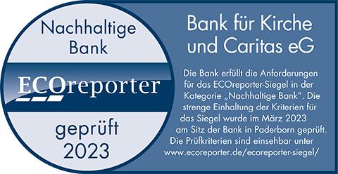 Auszeichnung ECOreporter
