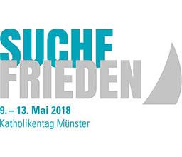Bild Logo Katholikentag 2018 Suche Frieden